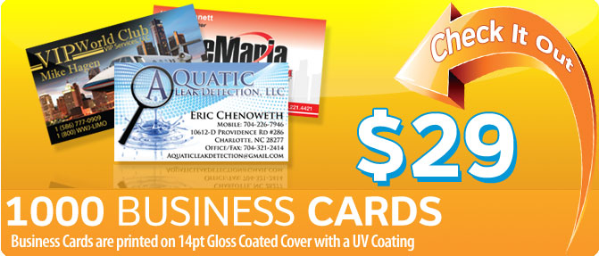 Grand rapids print shop 29 1000 business cards printed on 14pt gloss coated cover with a uv coating reheart Choice Image