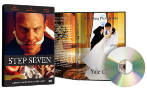 DVD Package - Grand Rapids Print Shop