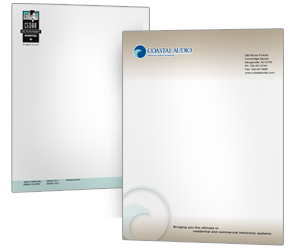 Letterhead - Grand Rapids Print Shop